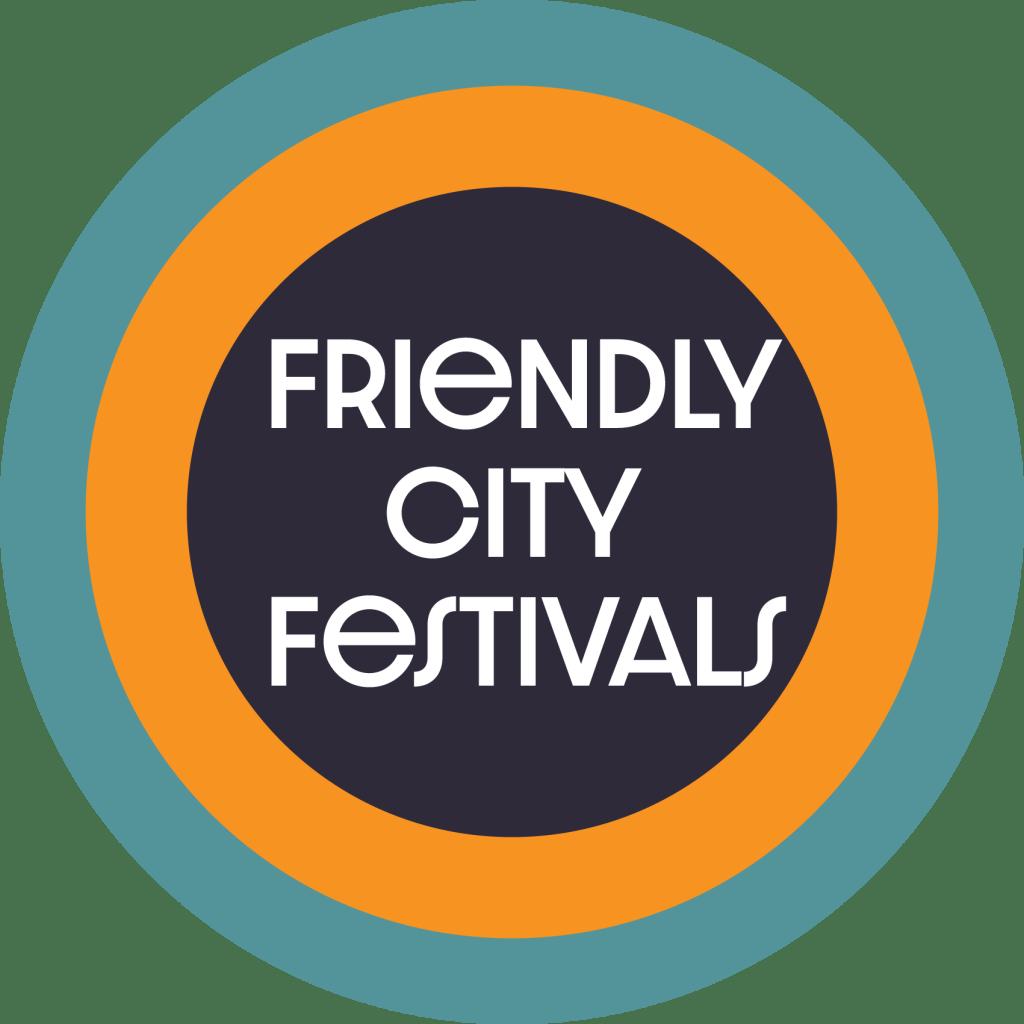 Friendly City Festivals Logo Athens TN