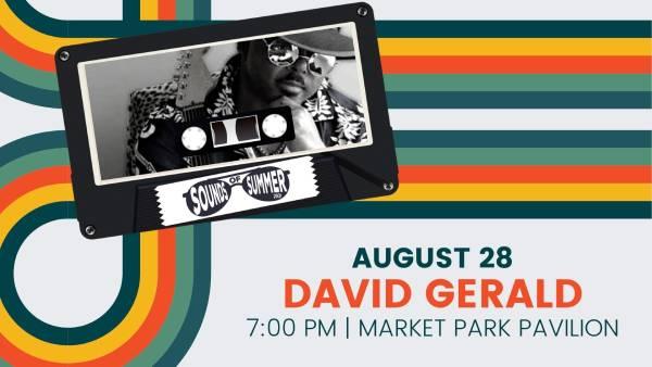 Sounds of Summer Music Festival - David Gerald