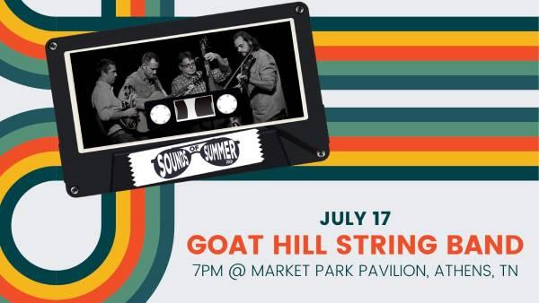 Sounds of Summer Music Festival - Goat Hill String Band