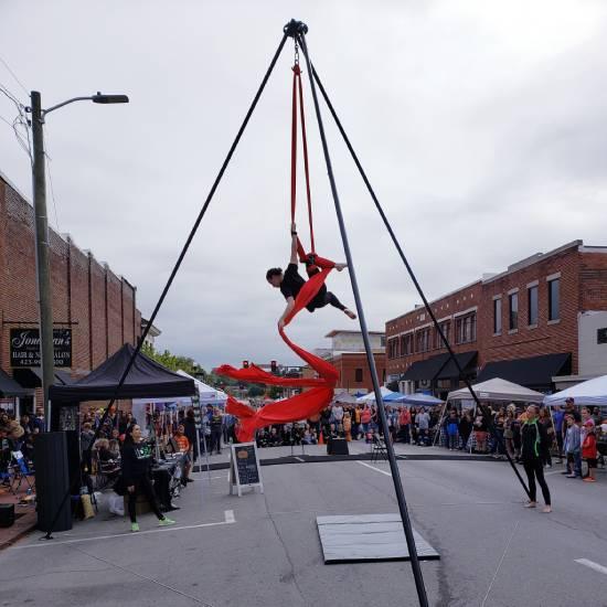 Pumpkintown Entertainment - Athens, TN