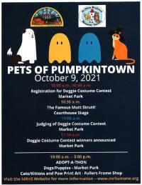 Mutt Strutt - Pumpkintown - Athens, TN